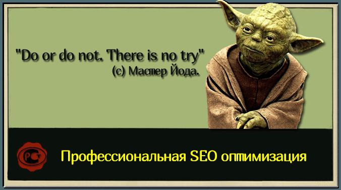 Профессиональная SEO оптимизация сайтов
