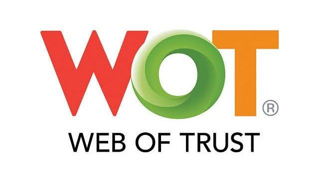 Wqeb of trust WOT